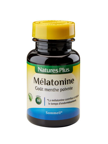 bienfaits melatonine