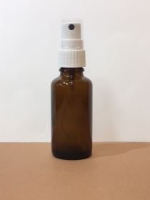 flacon verre spray 30 mL