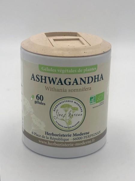 Ashwagandha Gelules | Avis - Santé par les plantes - Gratuit