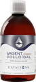 Argent colloïdal 20 ppm Laboratoire Catalyons