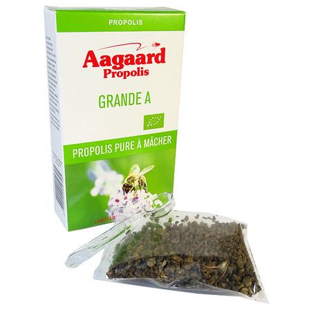 8b5c7be6c1a GRANDE A Propolin® Propolis à mâcher Aagaard   Herboristerie Moderne
