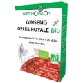 GINSENG GELEE ROYALE BIO 20 AMPOULES