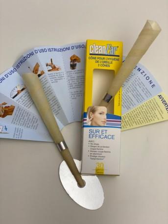 cleanear bougie auriculaire hygiène de l'oreille