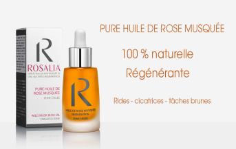 Huile De Rose Musquee Bio Rosalia Cosmetique Naturel