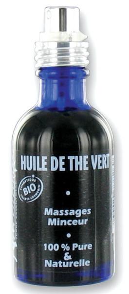 huile vegetale the vert