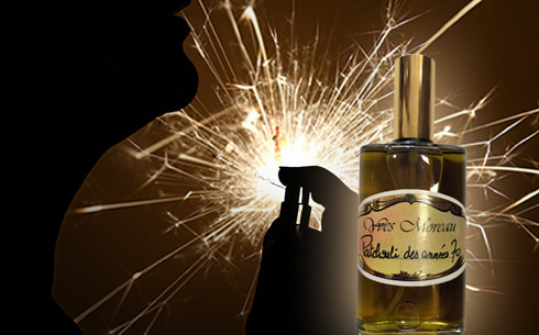 Parfum naturel patchouli