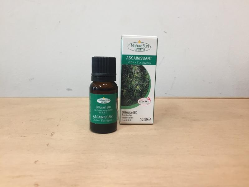 complexe huiles essentielles diffusion anti tabac bio biotechnie herboristerie moderne