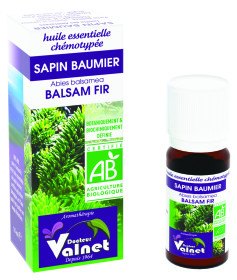HE sapin baumier BIO Dr Valnet