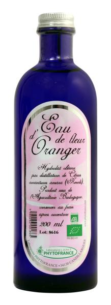 Eau Florale De Fleur D Oranger Bio Naturado Cosmetique Naturel