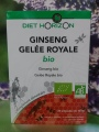 GINSENG GELEE ROYALE BIO ampoules